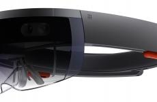 Microsoft HoLoLens - ochelari realitate mixta