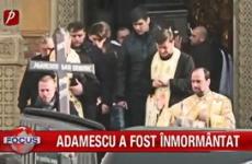inmormantare Adamescu