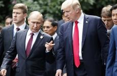 Vladimir Putin Donald Trump