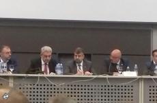 Mihai Tudose intalnire Consiliul National CNSLR Fratia