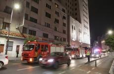 Inquam incendiu teatrul Constantin Tănase