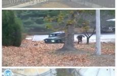 dezertare soldat coreea de nord