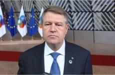 Klaus Iohannis summit Bruxelles