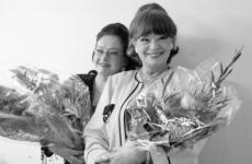 Stela Popescu si Cristina Stamate