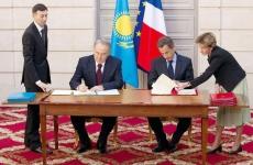 Sarkozy Kazahstan
