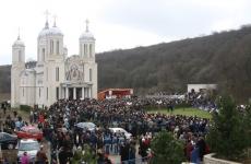 credinciosi manastirea Sf Andrei