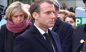 macron ceremonie victime paris