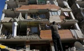 cutremur Irak Iran