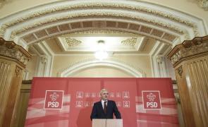 Liviu Dragnea parlament PSD