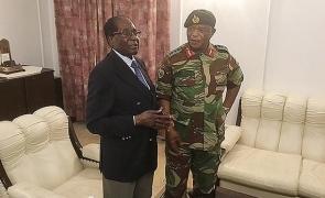 Constantino Chiwenga Mugabe Robert