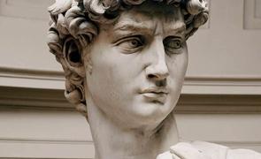 statuie David Michelangelo