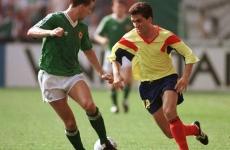 Hagi națională Irlanda 1990