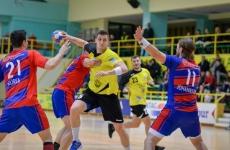 CSM București Steaua handbal masculin