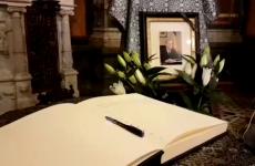 carte de condoleante Regele Mihai