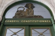 consiliul constitutional franta