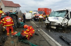 accident sibiu DN7