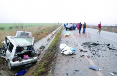accident Dolj