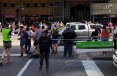 atentat masina Melbourne