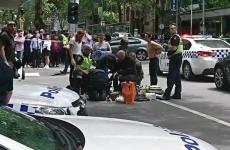 Melbourne atentat masina