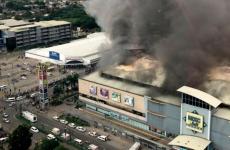 incendiu Filipine
