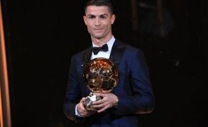 Cristiano Ronaldo Balonul de Aur 5