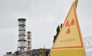centrală nucleară, radiații