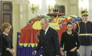 Inquam regele Juan Carlos şi regina Sofia