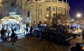 tancuri Budapesta