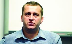 Radu Gavriş - şef serviciul omoruri politia capitalei