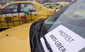 protest transportatori taxi cotar