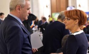 Liviu Dragnea Lia Olguța Vasilescu
