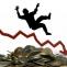 economie deficit declin