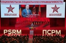 socialisti republica moldova igor dodon