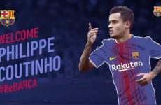 Coutinho Barcelona