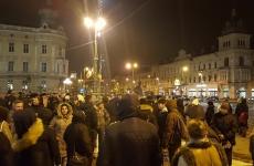 proteste Arad 20 01 2018