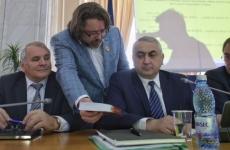 audiere ministrul educatiei VALENTIN POPA gotiu manual