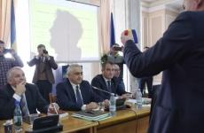 audiere ministrul educatiei VALENTIN POPA tricolor