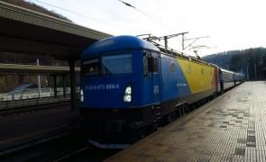 tren tricolor