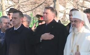 Fifor Iohannis ceremonie patriarhie