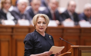 viorica dancila parlament