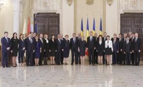 guvernul Dancila Iohannis cotroceni