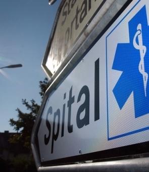 spital semn indicator