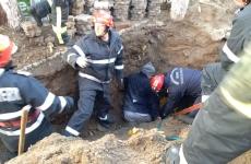 interventie muncitor accident