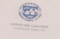antet Lagarde FMI