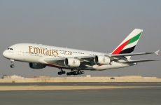 avion A380 Airbus Emirates