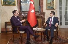 Osman Koray Ertaş turcia ambasador