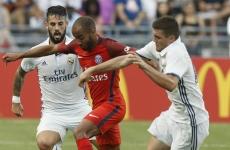 Isco, Kovacic, Moura, Real Madrid, PSG