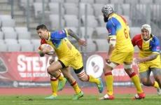 Cătălin Fercu naționala rugby România