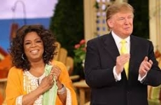 Donald Trump Oprah Winfrey
