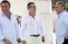 Victor Becali, Gigi Becali, Giovanni Becali